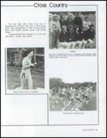 1983 East High School Yearbook Page 106 & 107