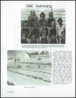 1983 East High School Yearbook Page 108 & 109