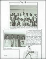 1983 East High School Yearbook Page 110 & 111