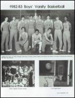 1983 East High School Yearbook Page 112 & 113