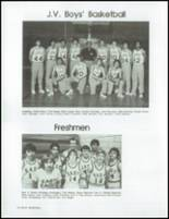 1983 East High School Yearbook Page 114 & 115