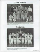 1983 East High School Yearbook Page 116 & 117