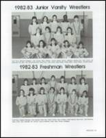 1983 East High School Yearbook Page 118 & 119
