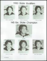 1983 East High School Yearbook Page 120 & 121