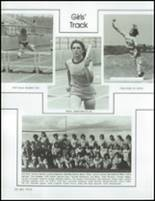 1983 East High School Yearbook Page 124 & 125
