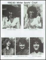 1983 East High School Yearbook Page 130 & 131
