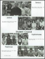 1983 East High School Yearbook Page 146 & 147