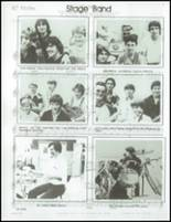 1983 East High School Yearbook Page 150 & 151