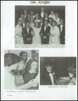 1983 East High School Yearbook Page 154 & 155