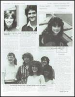 1983 East High School Yearbook Page 158 & 159
