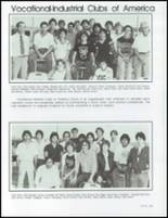 1983 East High School Yearbook Page 166 & 167