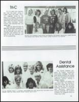 1983 East High School Yearbook Page 168 & 169