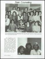 1983 East High School Yearbook Page 170 & 171