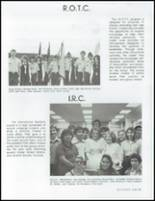 1983 East High School Yearbook Page 172 & 173