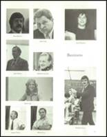 1973 Hudson High School Yearbook Page 18 & 19