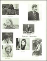 1973 Hudson High School Yearbook Page 20 & 21