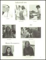 1973 Hudson High School Yearbook Page 22 & 23