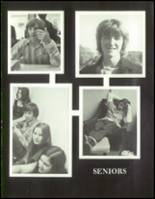 1973 Hudson High School Yearbook Page 28 & 29