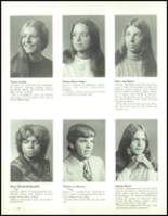 1973 Hudson High School Yearbook Page 32 & 33