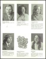 1973 Hudson High School Yearbook Page 34 & 35