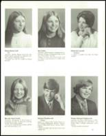1973 Hudson High School Yearbook Page 36 & 37