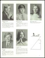 1973 Hudson High School Yearbook Page 38 & 39