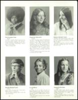 1973 Hudson High School Yearbook Page 40 & 41