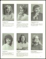 1973 Hudson High School Yearbook Page 42 & 43