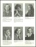 1973 Hudson High School Yearbook Page 44 & 45
