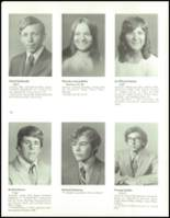 1973 Hudson High School Yearbook Page 48 & 49