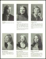 1973 Hudson High School Yearbook Page 50 & 51