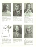 1973 Hudson High School Yearbook Page 52 & 53
