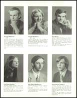 1973 Hudson High School Yearbook Page 54 & 55