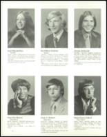 1973 Hudson High School Yearbook Page 56 & 57
