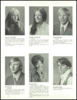 1973 Hudson High School Yearbook Page 62 & 63