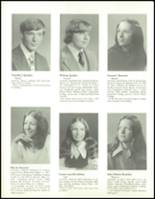 1973 Hudson High School Yearbook Page 64 & 65