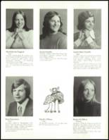 1973 Hudson High School Yearbook Page 70 & 71