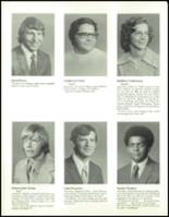 1973 Hudson High School Yearbook Page 72 & 73