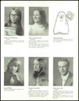 1973 Hudson High School Yearbook Page 74 & 75