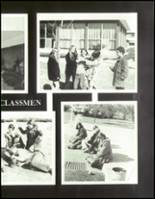 1973 Hudson High School Yearbook Page 92 & 93