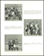 1973 Hudson High School Yearbook Page 96 & 97