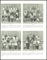 1973 Hudson High School Yearbook Page 98 & 99
