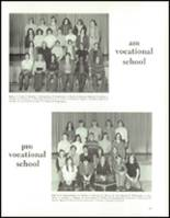 1973 Hudson High School Yearbook Page 102 & 103