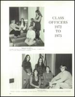 1973 Hudson High School Yearbook Page 112 & 113