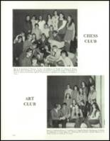 1973 Hudson High School Yearbook Page 116 & 117