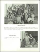 1973 Hudson High School Yearbook Page 122 & 123