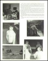 1973 Hudson High School Yearbook Page 124 & 125