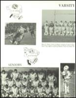 1973 Hudson High School Yearbook Page 134 & 135