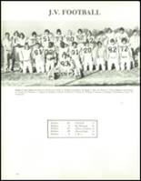 1973 Hudson High School Yearbook Page 136 & 137