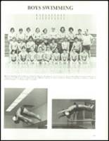 1973 Hudson High School Yearbook Page 142 & 143